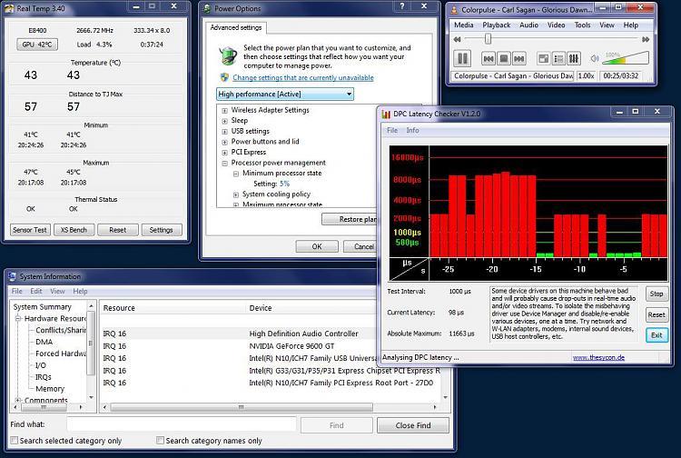 Realtek, Windows 7 64RTM Crackle/static/popping - Page 19