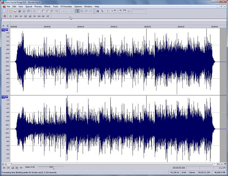 Little Noise When I Am Recording-musicexample.jpg