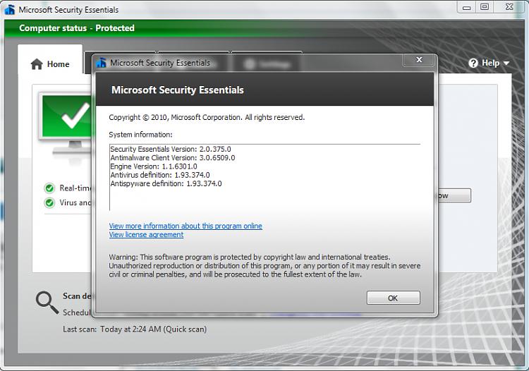 MSE Via Windows Update-capture.png
