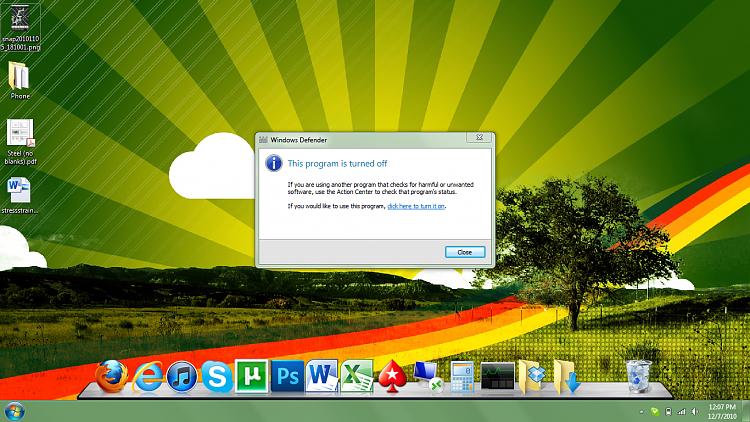Repairing Windows Defender-error.png