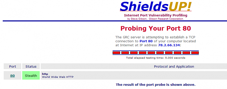 Help on blocking common trojan ports - Windows 7 Help Forums