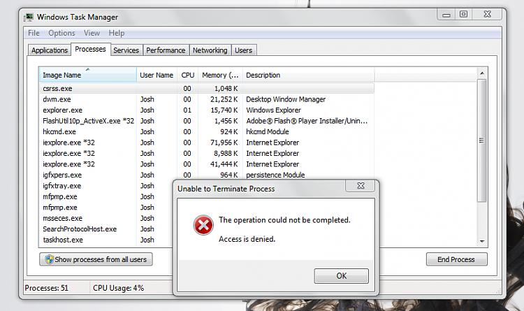 csrss.exe remove safe mode