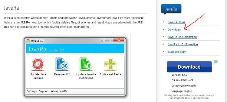 Lost Java association in Control Panel-javara.jpg