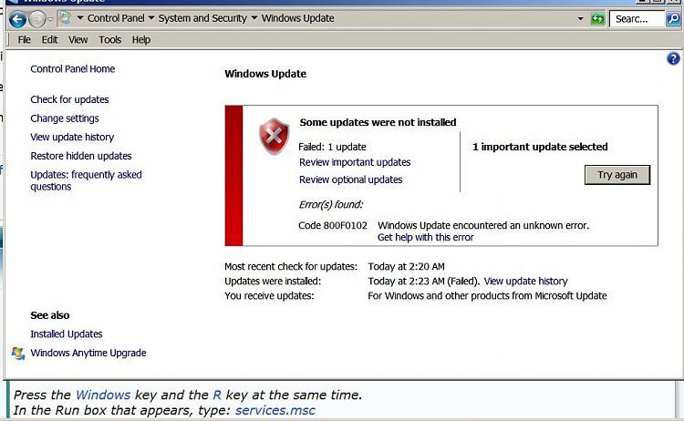 Windows Update - Impossible To Get-leading-error.jpg