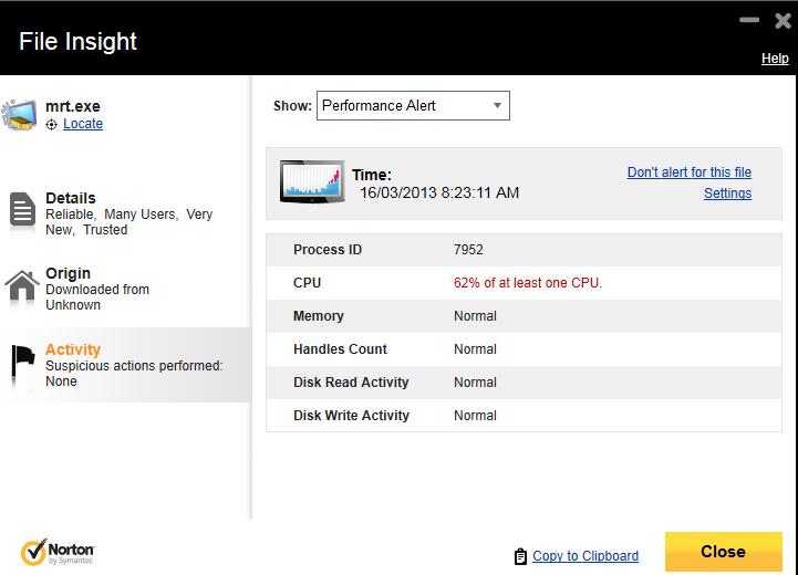 Norton Flagging Windows folders and high CPU usage-malicious.png