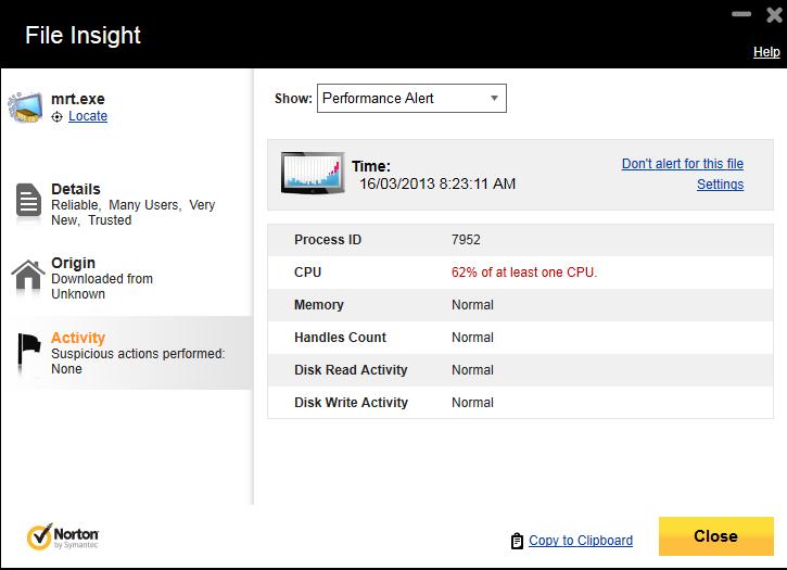 Norton Flagging Windows folders and high CPU usage-mrt.exe-norton.png