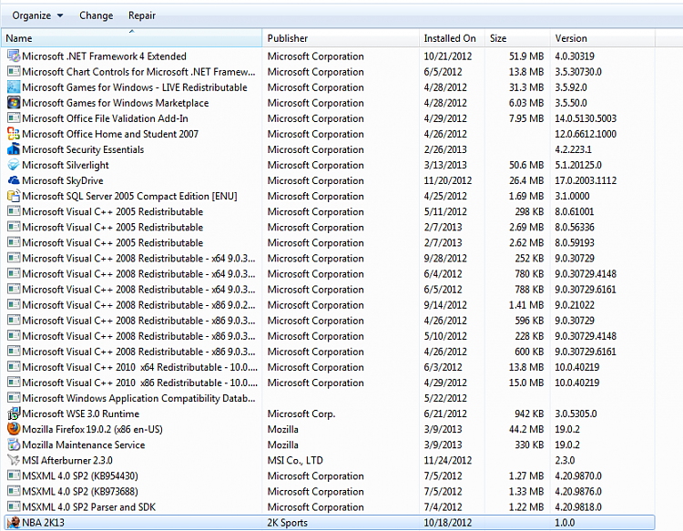 Virtool win32 Obfuscator.xz detected w/ MSE-nba2k13-changerepair.png