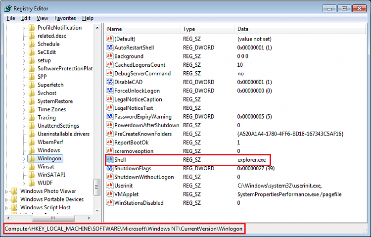 Windows 7 Home Prem x64 Will not load Explorer.exe on startup-shell-explorer.png