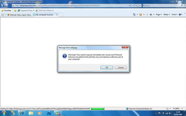 WARNING: Redirects from RLSLOG-virus-warning.jpg
