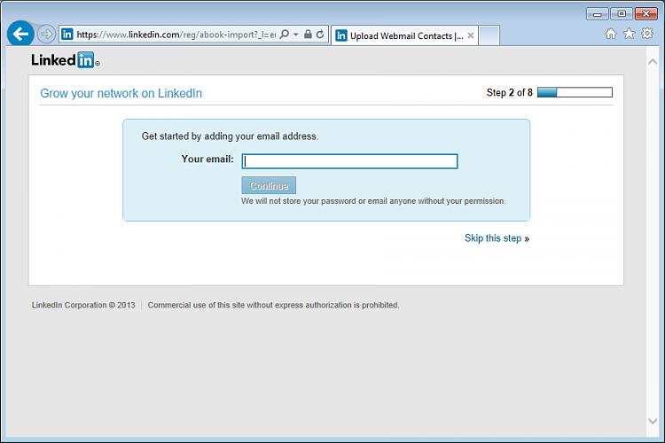 Am I at risk from LinkedIn invitations?-linkedin1.png