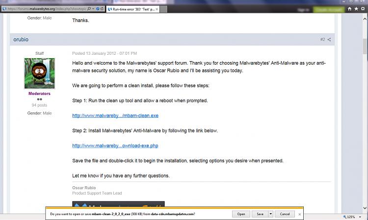 Runtime error 383 with Malwarebytes antimalware-capturembam2.png