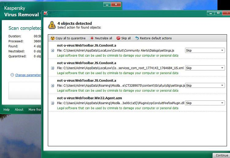 suspect a virus need help removing....please-kaspersky-vrt-2262014-quareteened-objects-returned-fom-yesterday.jpg