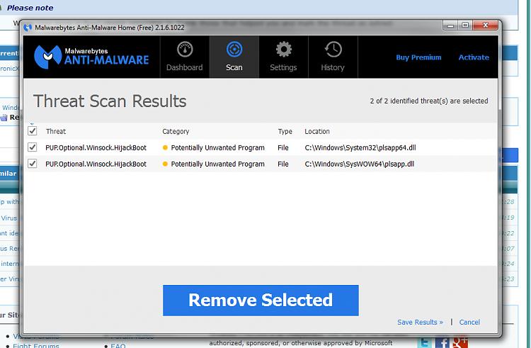 Removal of virus has blocked internet. PLEASE PLEASE HELP-malimage.png