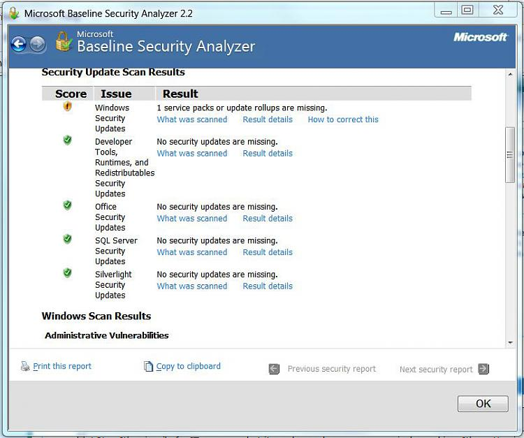Microsoft Baseline Security Analyzer (MBSA) for 64 bit W7-mbsa-report.jpg