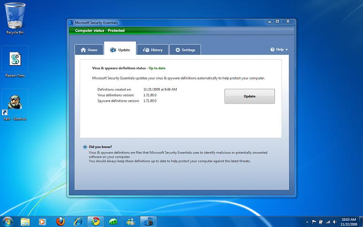 Microsoft Security Essentials-up-date-antivirus.png