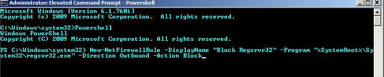How do you block Regsvr32.exe/Regsvr64.exe using windows firewall?-administrator_-elevated-command-prompt-powershell.jpg