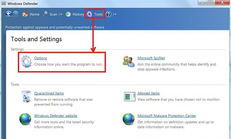 Windows 7 Home Premium: Please help...Programs Will Not Update-windows-defender-off-1.jpg