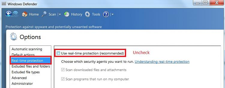 Windows 7 Home Premium: Please help...Programs Will Not Update-windows-defender-off-2.jpg
