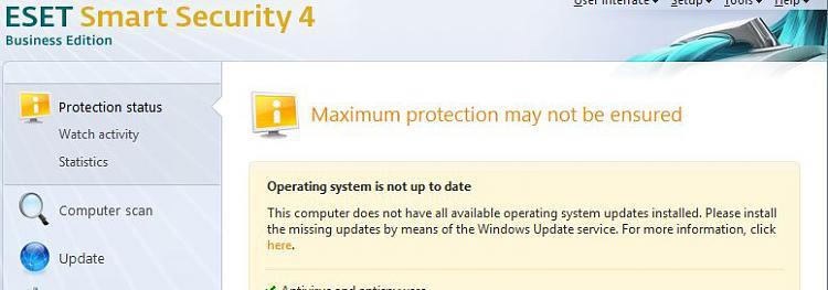 Microsoft Security Bulletin  for January 21, 2010-eset-reminder.jpg