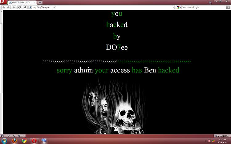Mp3hungama hacked..-eee.png