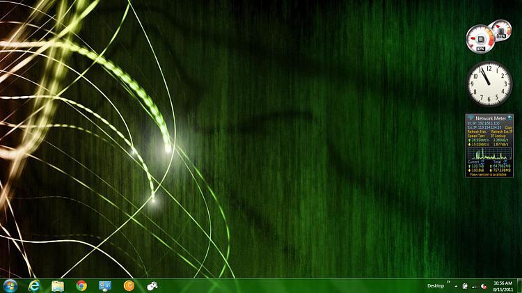 A Greenish Theme by Humayun-3.jpg