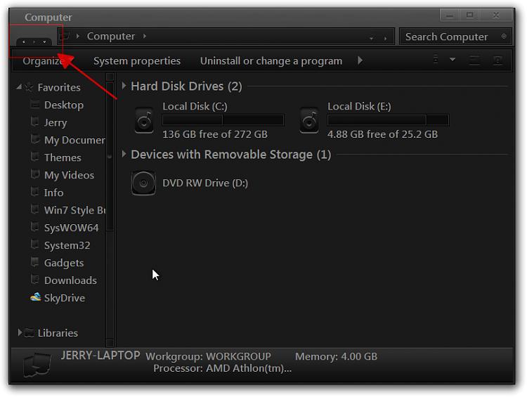 Replacing explorerframe dll crashes explorer exe - 0xc000007B Solved
