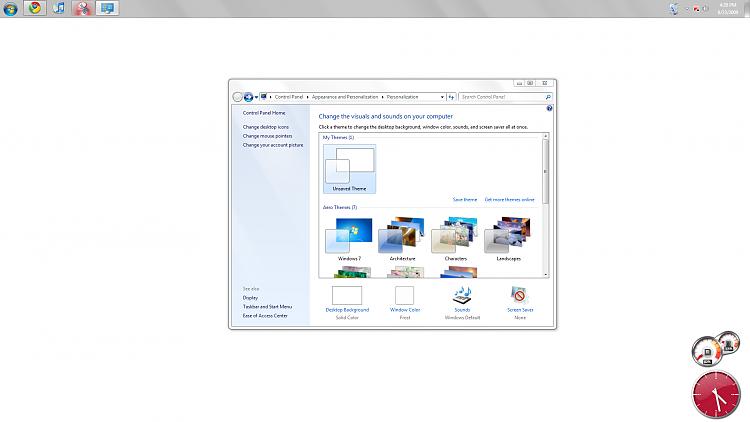 Smoke in Taskbar after Vista Theme Install-smokey-taskbar.png