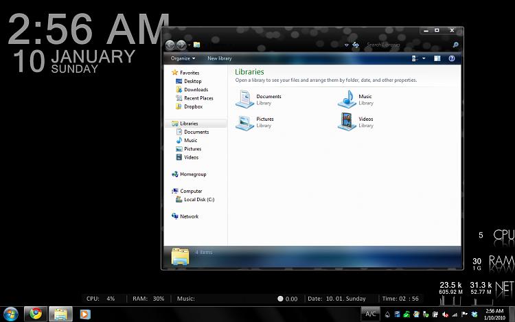How to create your own custom Windows 7 theme?-my-desktop-window.png