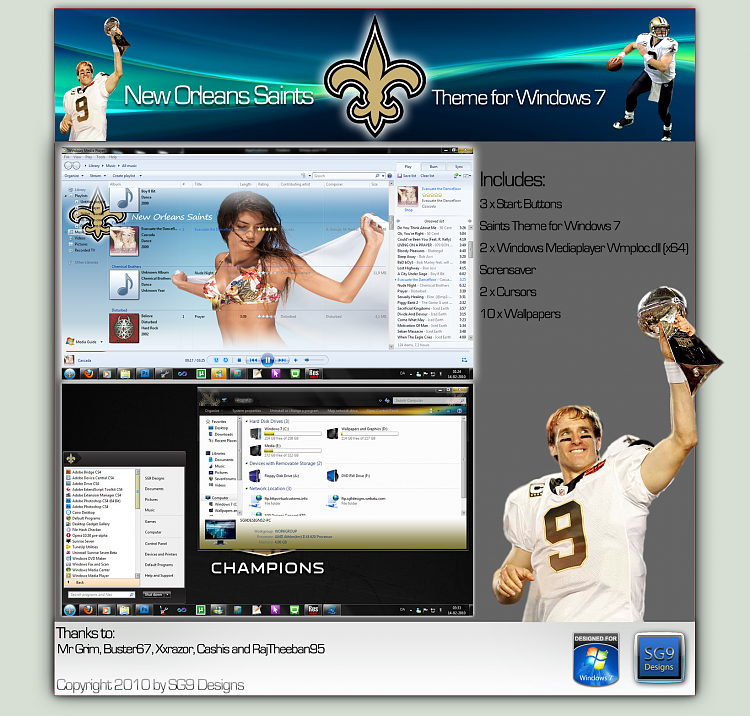 New Orleans Saints theme for Windows 7-pre.png