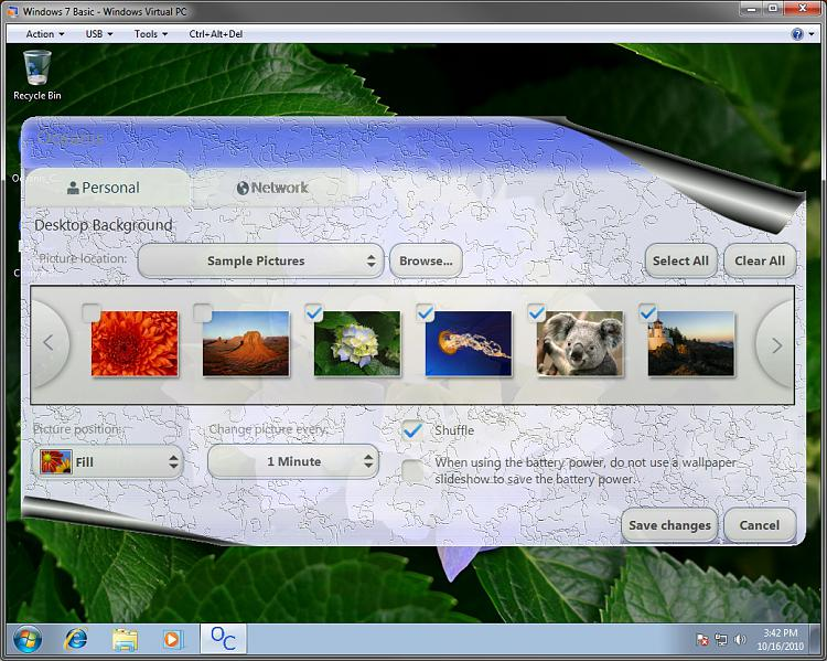 Desktop Background Wallpaper - Change in Windows 7 Starter-example.jpg
