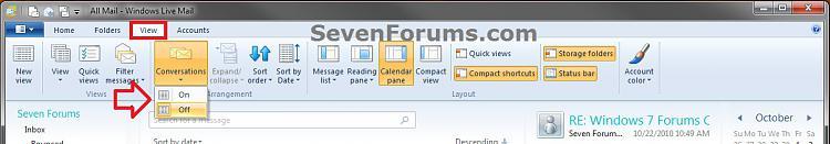 Windows Live Mail Messages - Conversation or List View-view.jpg