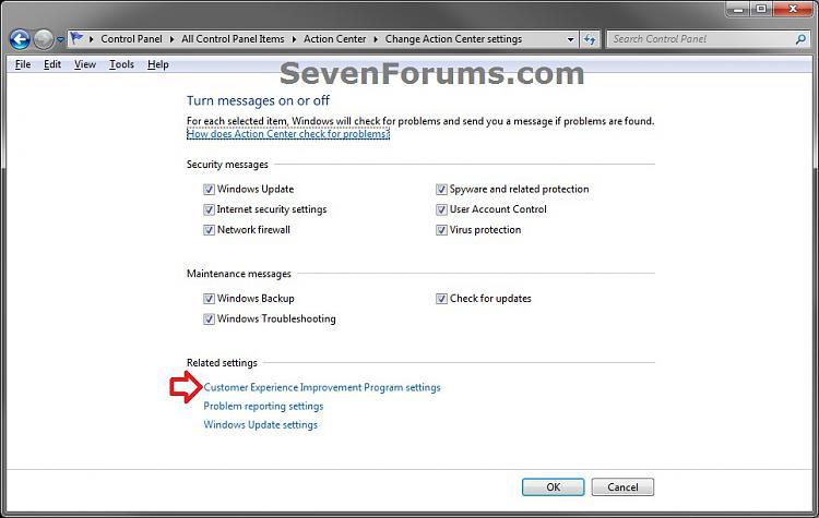 Customer Experience Improvement Program - Join or Unjoin-step2.jpg