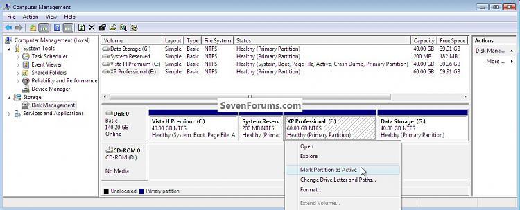 System Reserved : Create Using Disk Management-xpmarkactive.jpg
