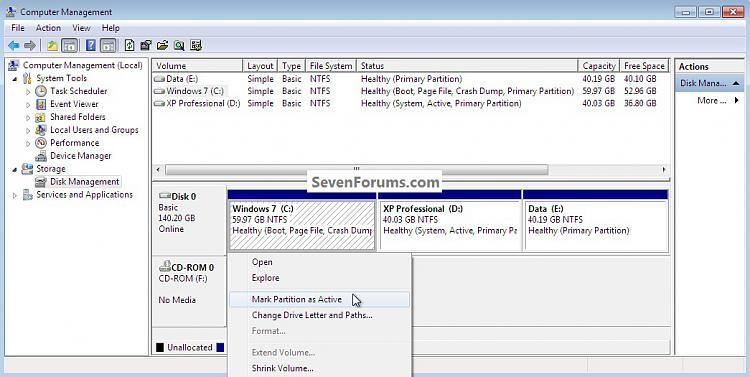 Clean Install Windows 7 : Ahead of XP-w_7markactive.jpg