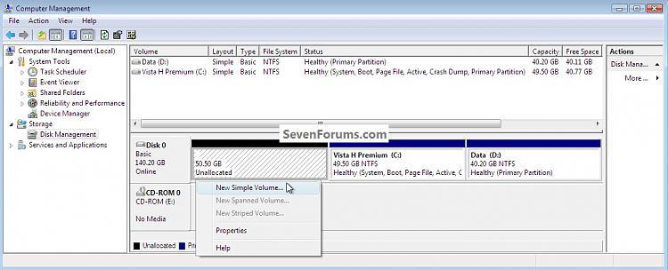 Clean Install Windows 7 : Ahead of Vista-new.jpg