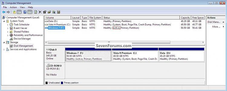 Clean Install Windows 7 : Ahead of Vista-active.jpg