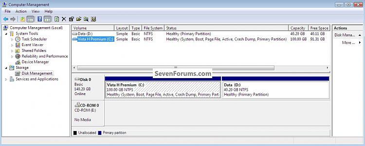 Clean Install Windows 7 : Ahead of Vista-vista.jpg