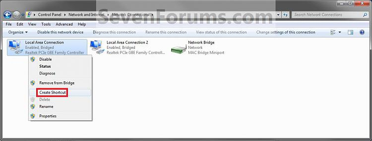 Local Area Connection Status - Create Shortcut-step2.jpg