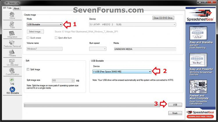 Slipstream Windows 7 SP1 into a Installation DVD or ISO File-usb-1.jpg