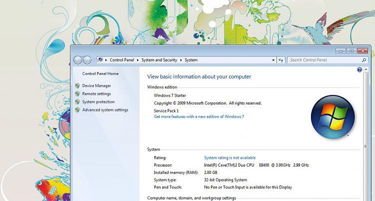 Desktop Background Wallpaper - Change in Windows 7 Starter-perm9.jpg