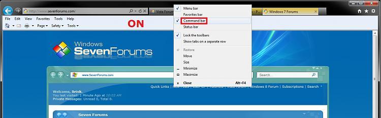 Internet Explorer Command Bar - Turn On or Off-.jpg