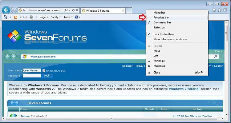 Internet Explorer Command Bar - Move to Left or Right-left-1b.jpg