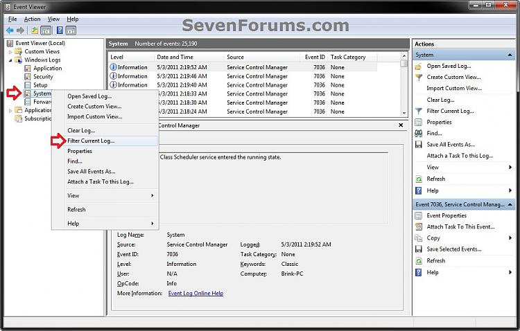 Shut Down - View Details of Last Shutdown of Computer-step1.jpg