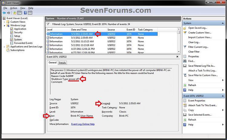 Shut Down - View Details of Last Shutdown of Computer-step5.jpg