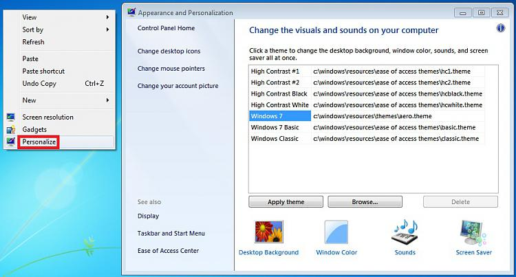 Desktop Background Wallpaper - Change in Windows 7 Starter-personalize-1.jpg