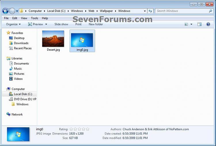 Desktop Background Wallpaper - Change in Windows 7 Starter-manual-9.jpg