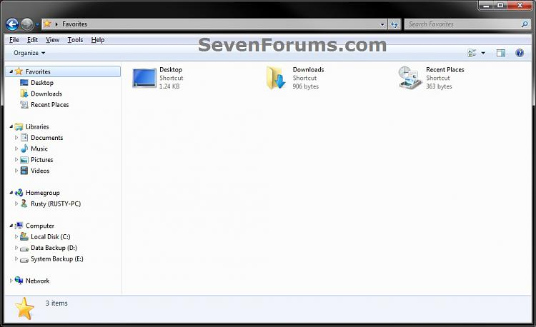 Favorites - Links - Add or Remove in Navigation Pane-favorites.jpg