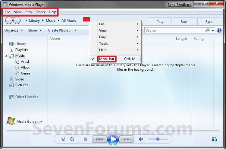 Menu Bar - Turn On or Off-windows_media_player.jpg