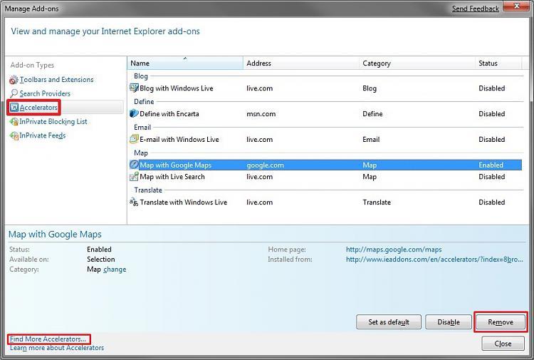 Internet Explorer - Add or Remove Accelerator Add-ons-remove.jpg