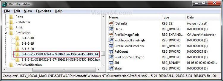 User Profile Service failed the logon. User profile cannot be loaded.-repair_bk.jpg